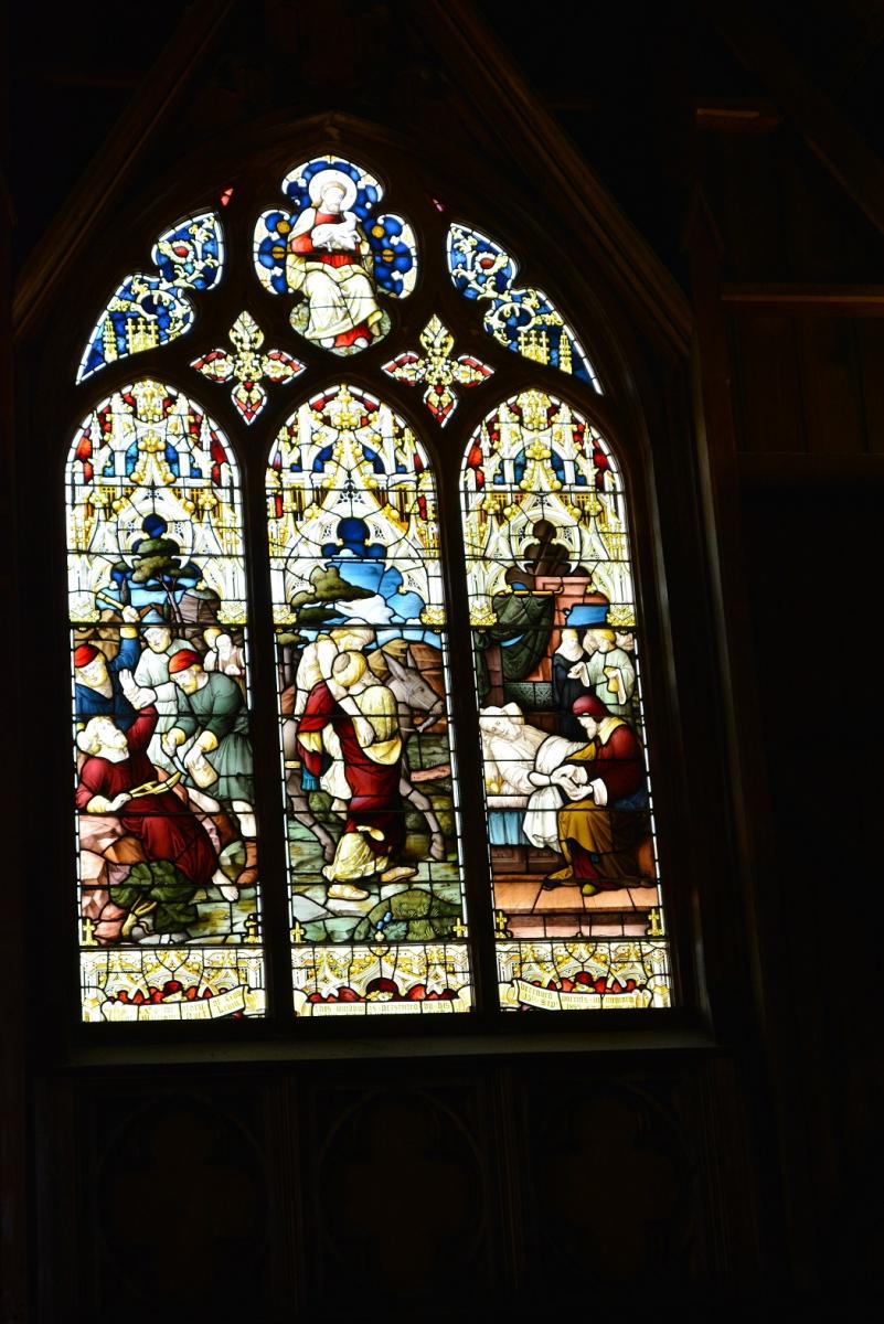 新西兰惠灵顿 Old St. Paul's 老圣保罗教堂_图1-6