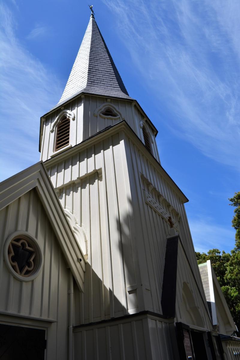 新西兰惠灵顿 Old St. Paul's 老圣保罗教堂_图1-11