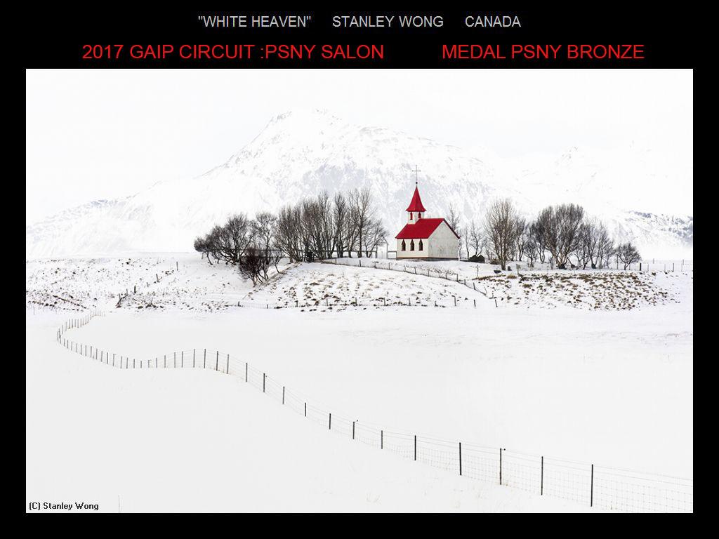 纽约摄影学会国际联赛开放组获奖作品分享_图1-6