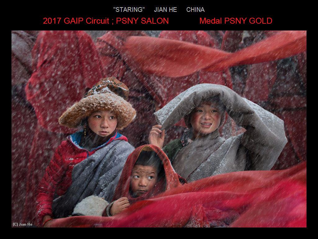 纽约摄影学会国际联赛开放组获奖作品分享_图1-3