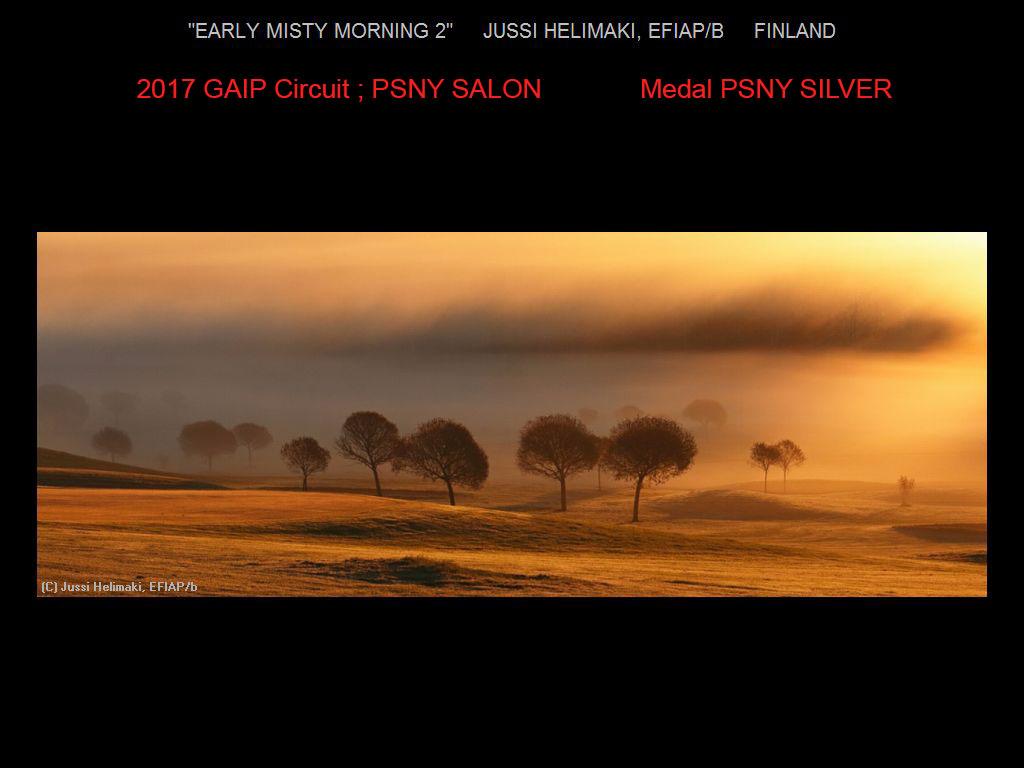 纽约摄影学会国际联赛开放组获奖作品分享_图1-5