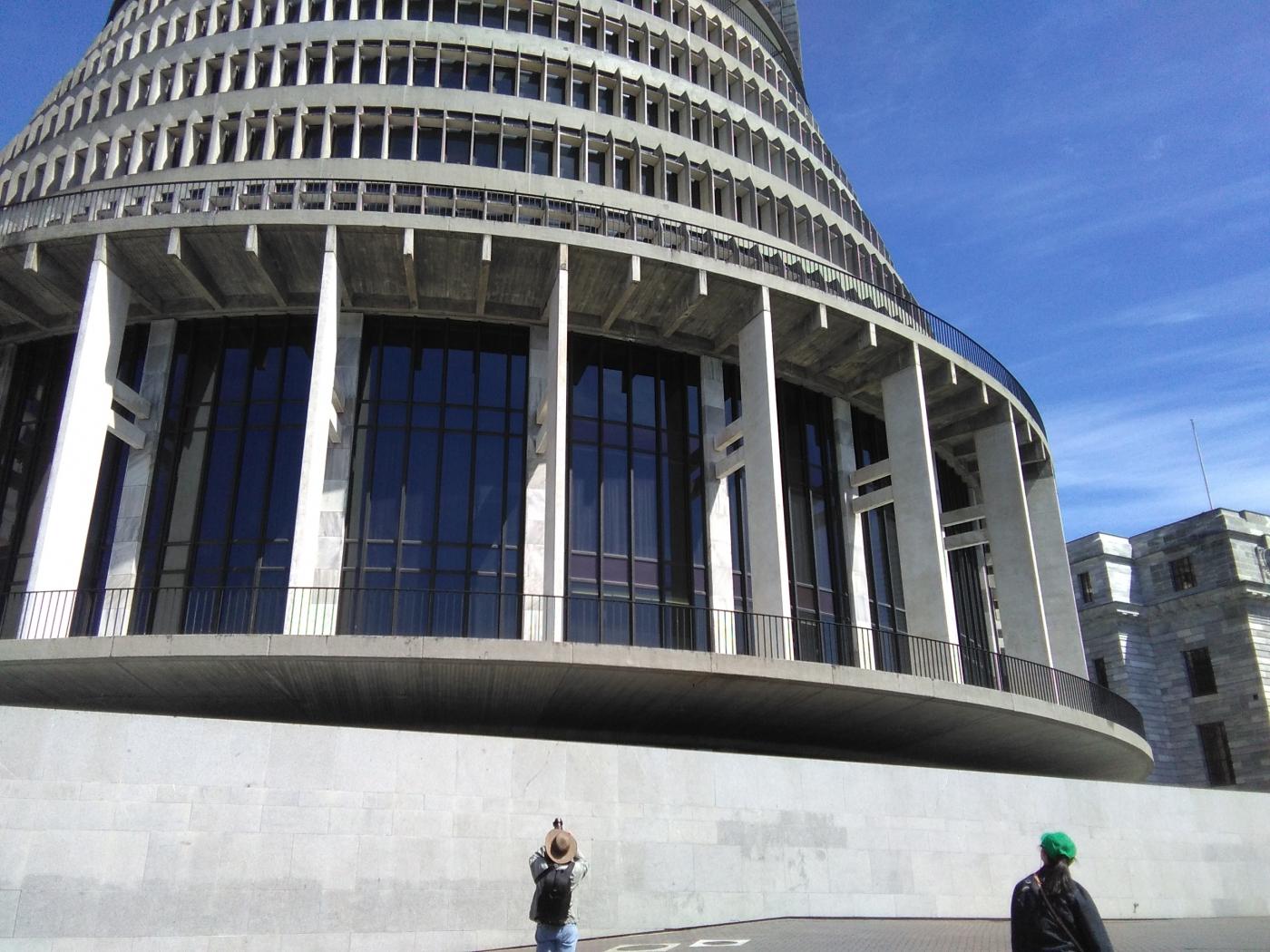 新西兰首都惠灵顿街景_图1-1