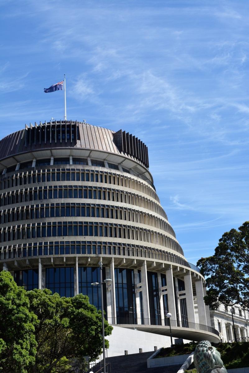 新西兰首都惠灵顿街景_图1-2