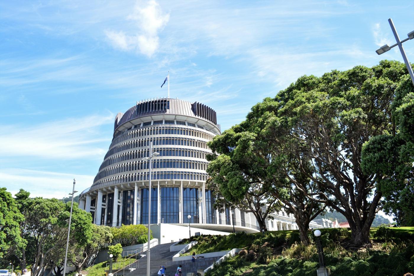 新西兰首都惠灵顿街景_图1-3