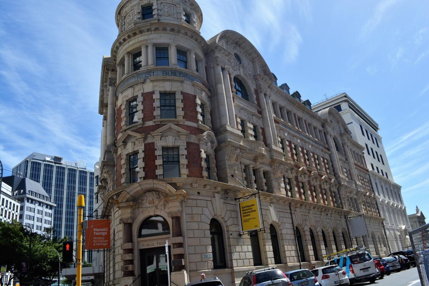 新西兰首都惠灵顿街景_图1-4