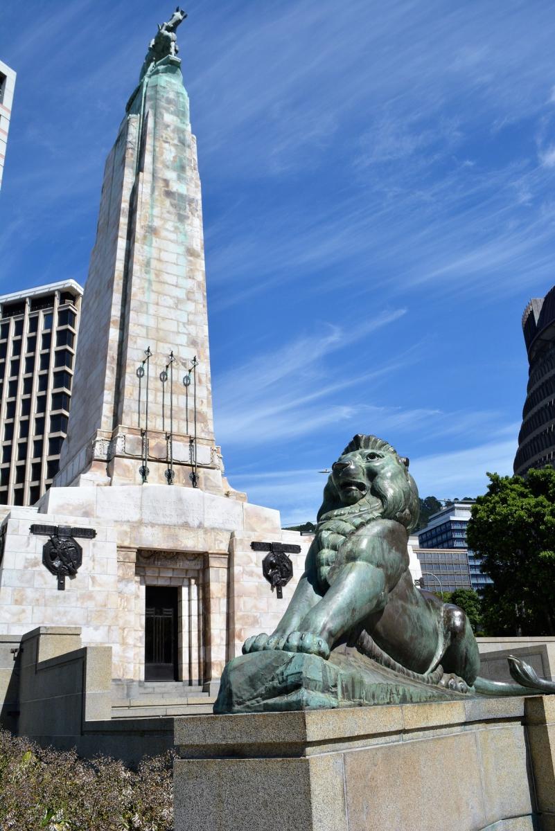 新西兰首都惠灵顿街景_图1-5