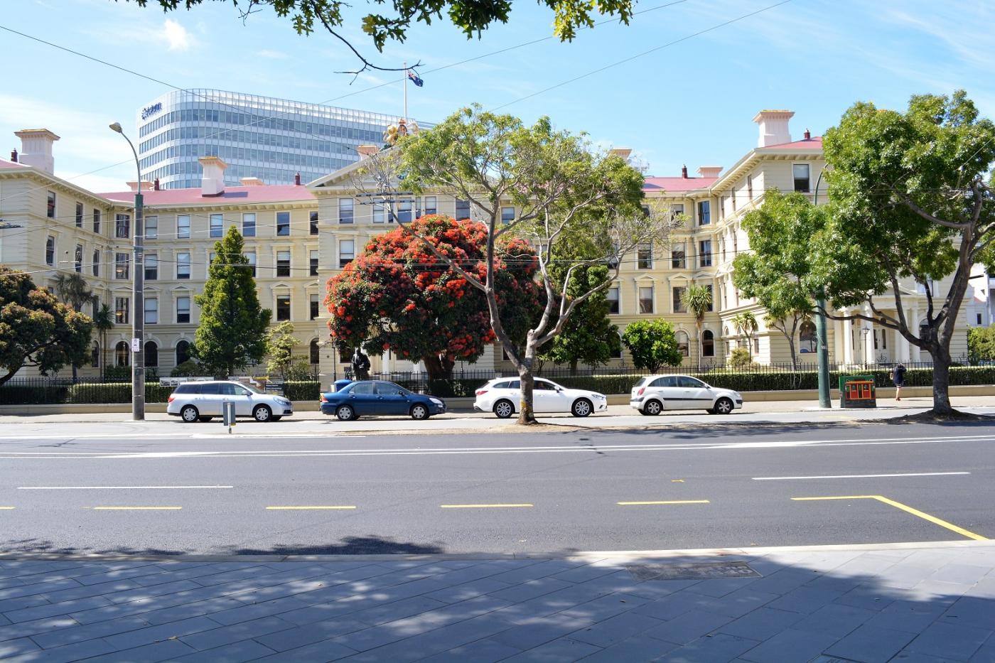 新西兰首都惠灵顿街景_图1-6