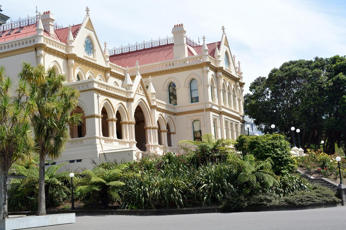 新西兰首都惠灵顿街景_图1-8