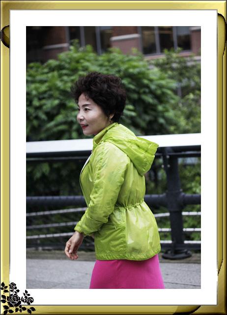 纽约高线公园人物抓拍(5月30日)_图1-2