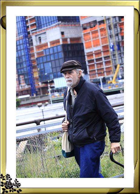纽约高线公园人物抓拍(5月30日)_图1-5