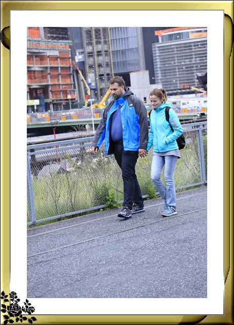 纽约高线公园人物抓拍(5月30日)_图1-4