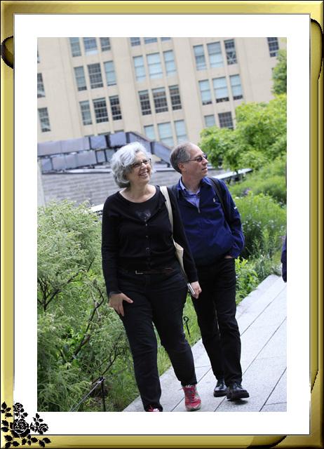 纽约高线公园人物抓拍(5月30日)_图1-7