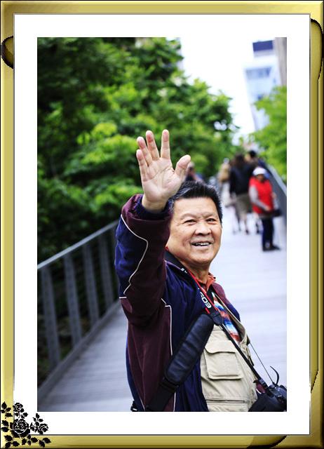 纽约高线公园人物抓拍(5月30日)_图1-9