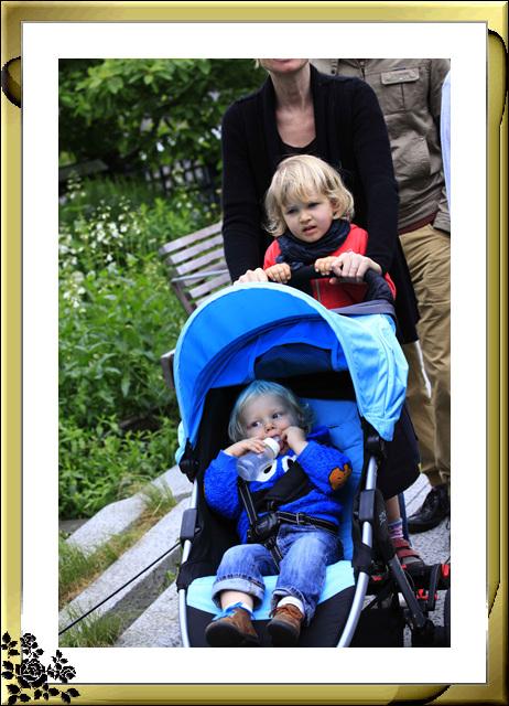 纽约高线公园人物抓拍(5月30日)_图1-8