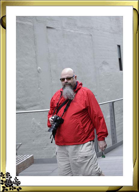 纽约高线公园人物抓拍(5月30日)_图1-11