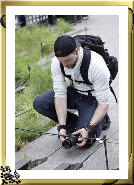 纽约高线公园人物抓拍(5月30日)_图1-19