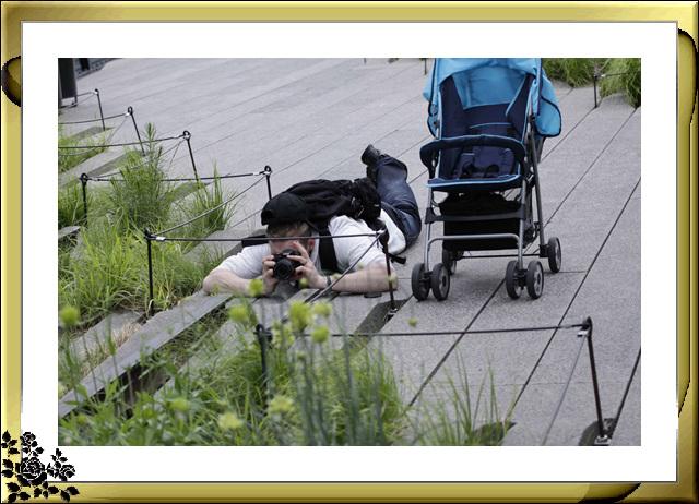 纽约高线公园人物抓拍(5月30日)_图1-20