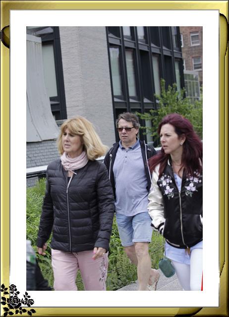 纽约高线公园人物抓拍(5月30日)_图1-22