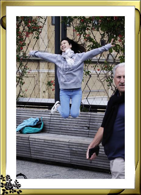 纽约高线公园人物抓拍(5月30日)_图1-24