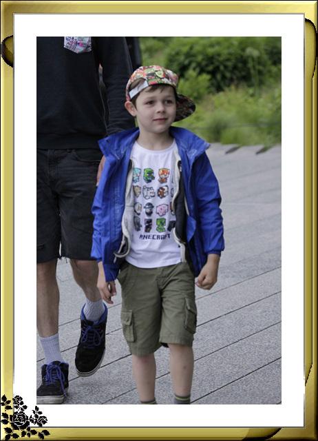 纽约高线公园人物抓拍(5月30日)_图1-23