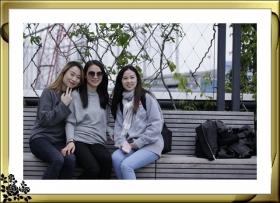 纽约高线公园人物抓拍(5月30日)