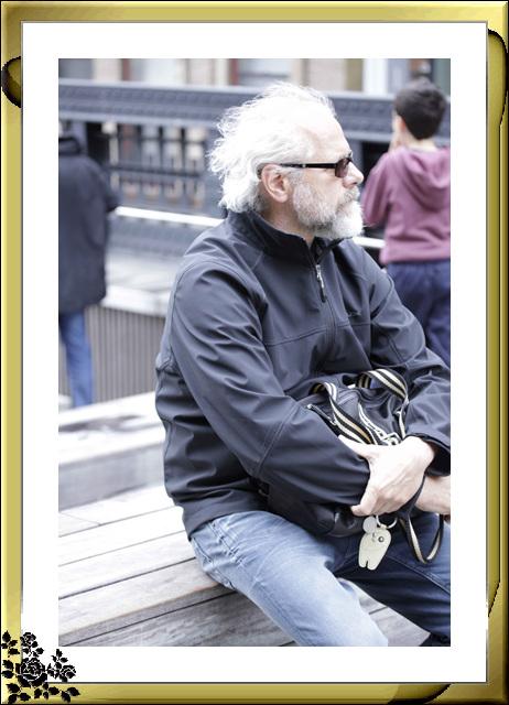 纽约高线公园人物抓拍(5月30日)_图1-26