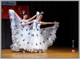 双人--孔雀舞