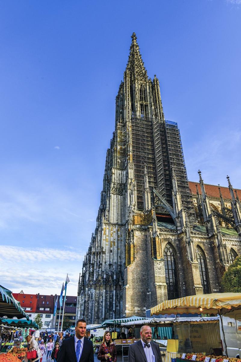世界最高教堂---敏斯特教堂_图1-2