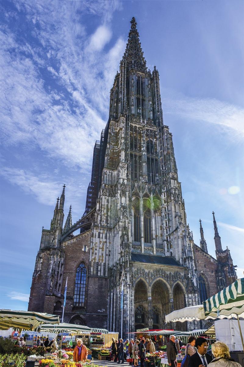 世界最高教堂---敏斯特教堂_图1-1