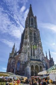 世界最高教堂---敏斯特教堂