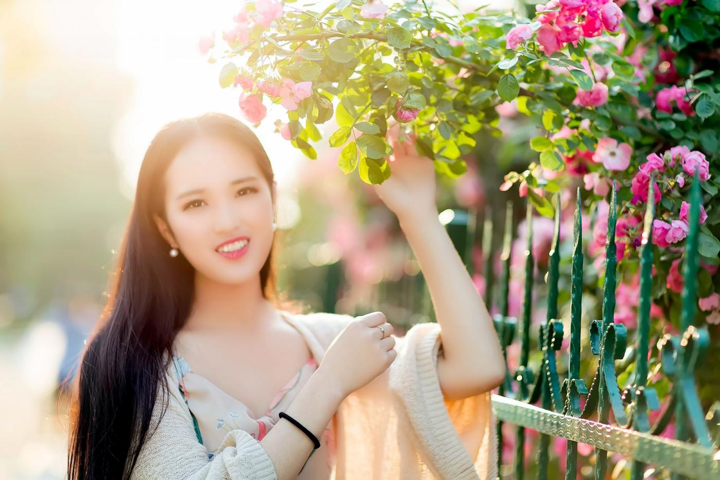 蔷薇·阳光·女孩 去见你想见的人吧_图1-2