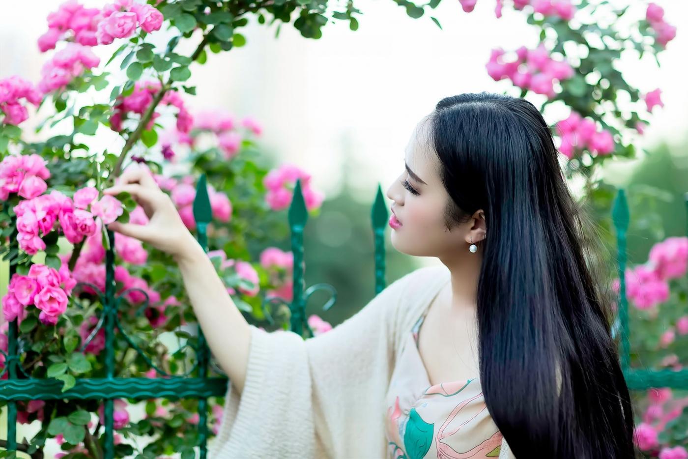 蔷薇·阳光·女孩 去见你想见的人吧_图1-5