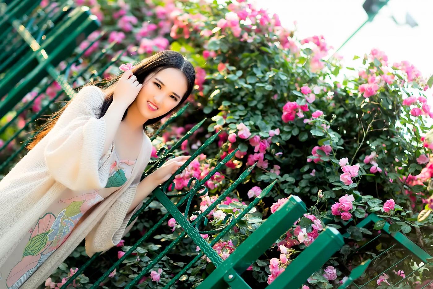 蔷薇·阳光·女孩 去见你想见的人吧_图1-6