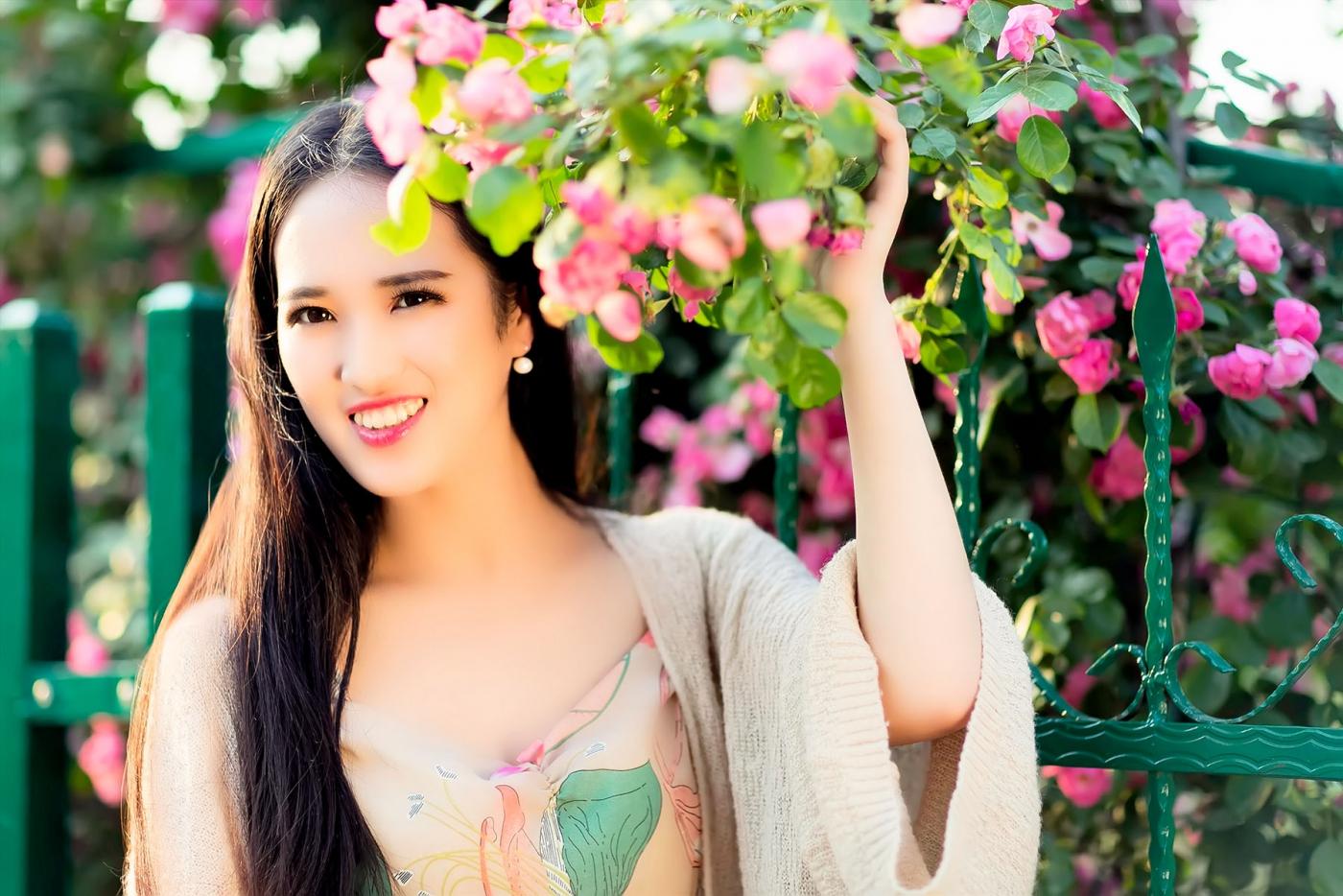 蔷薇·阳光·女孩 去见你想见的人吧_图1-7