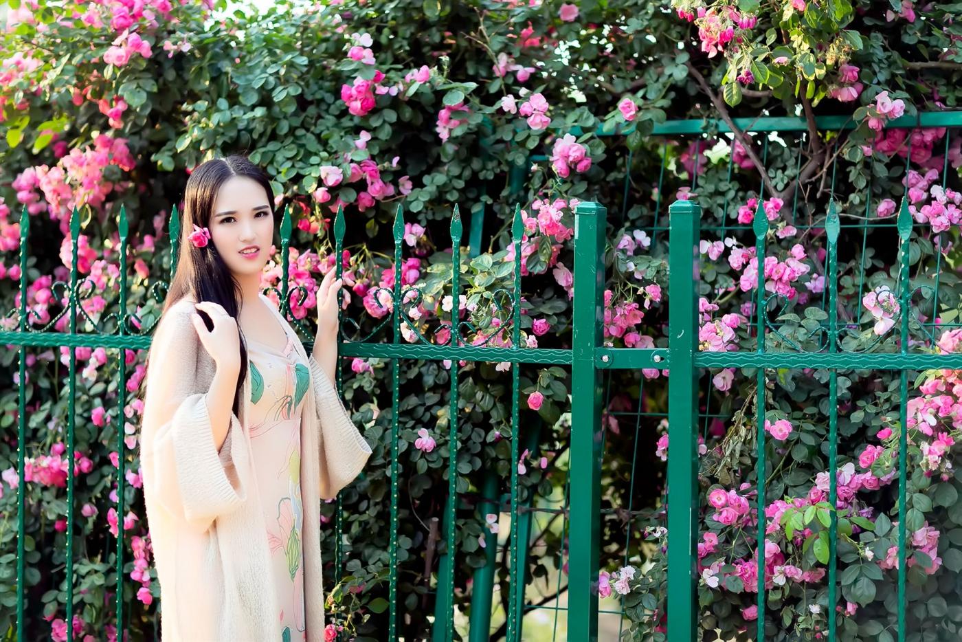 蔷薇·阳光·女孩 去见你想见的人吧_图1-8