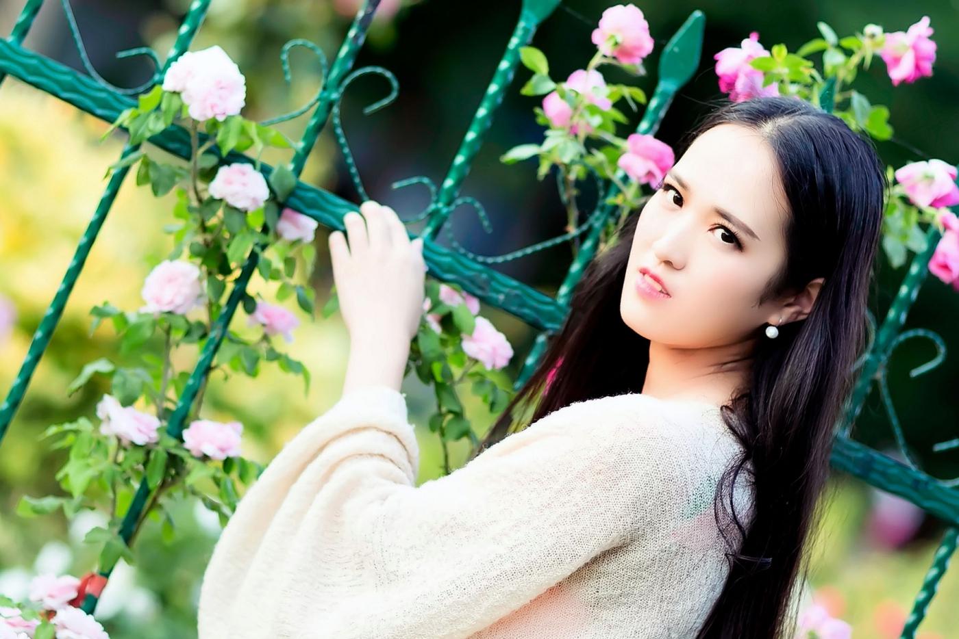蔷薇·阳光·女孩 去见你想见的人吧_图1-9