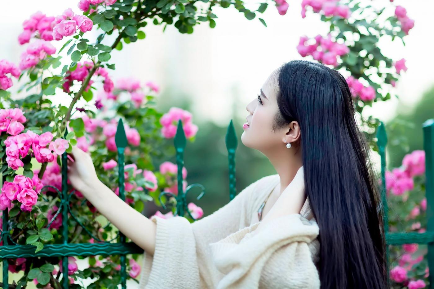 蔷薇·阳光·女孩 去见你想见的人吧_图1-10