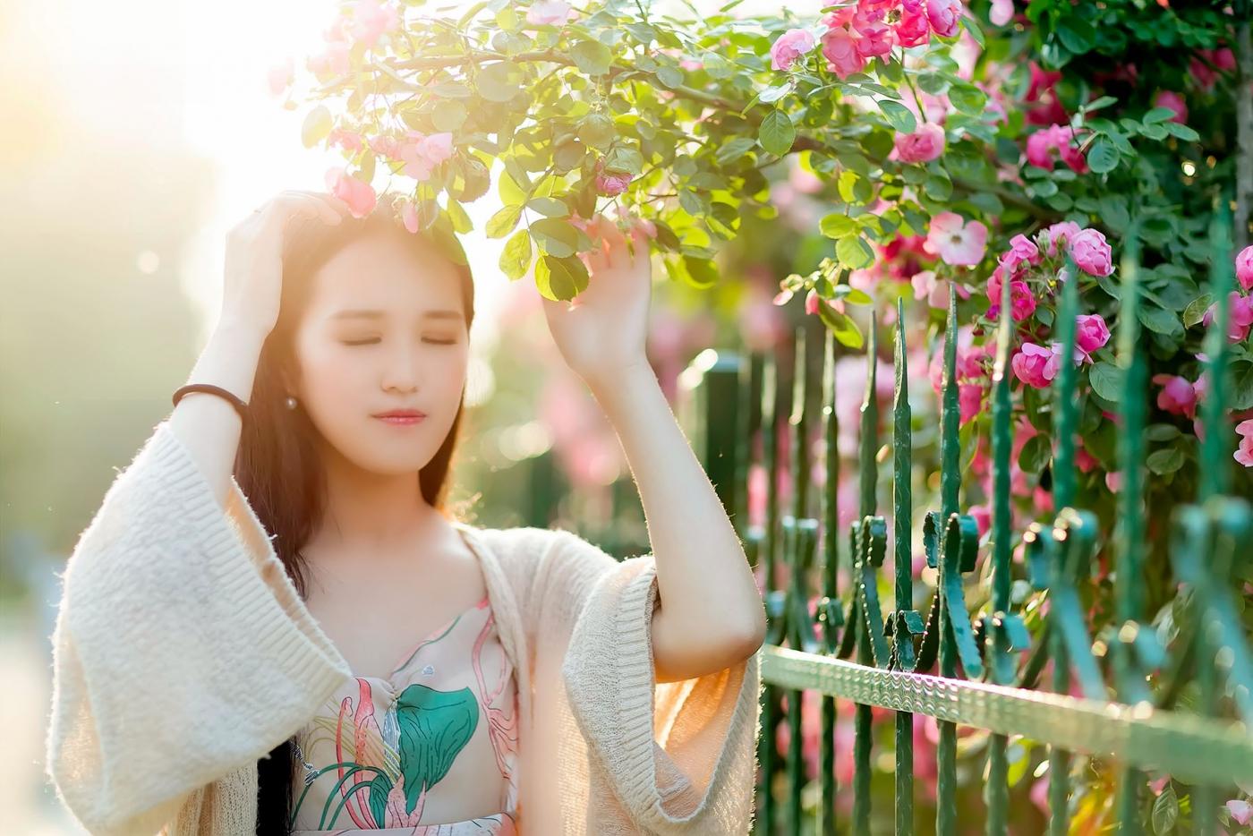 蔷薇·阳光·女孩 去见你想见的人吧_图1-12