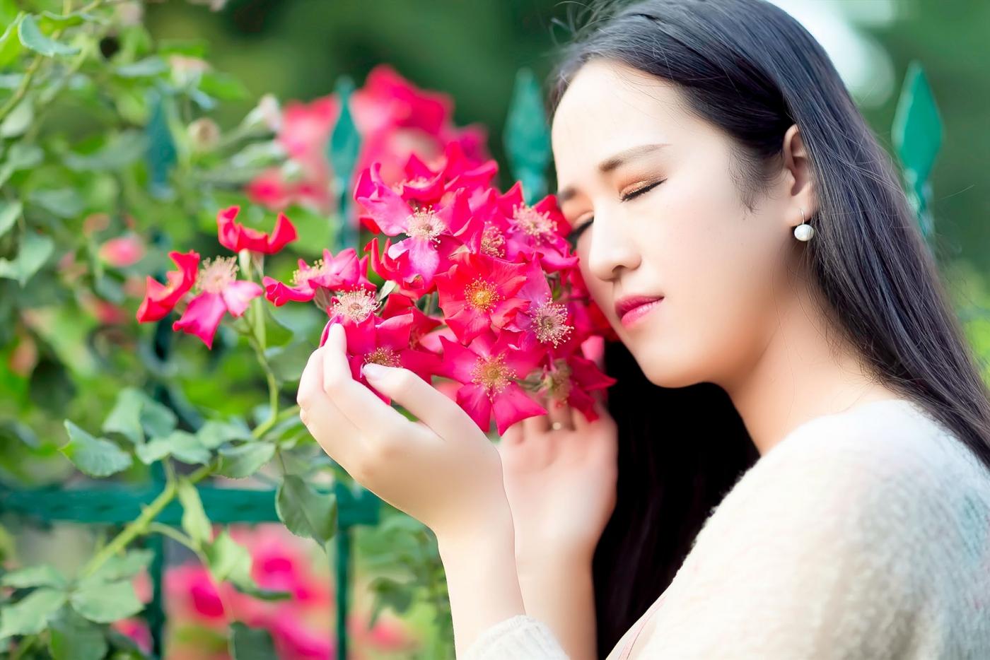 蔷薇·阳光·女孩 去见你想见的人吧_图1-13