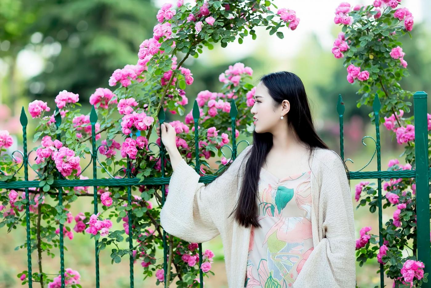 蔷薇·阳光·女孩 去见你想见的人吧_图1-14
