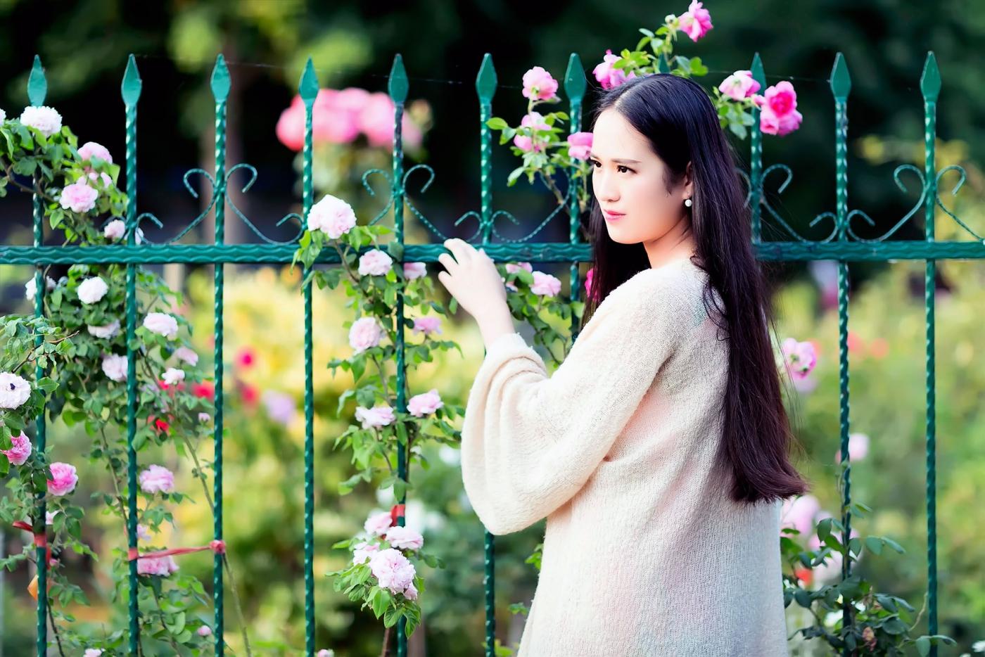 蔷薇·阳光·女孩 去见你想见的人吧_图1-16