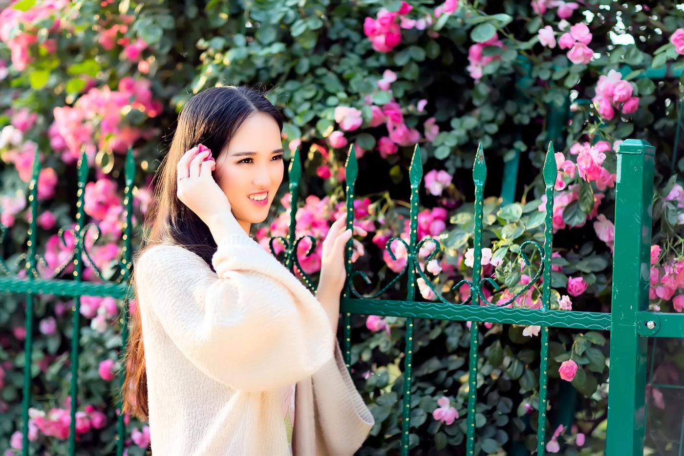 蔷薇·阳光·女孩 去见你想见的人吧_图1-17