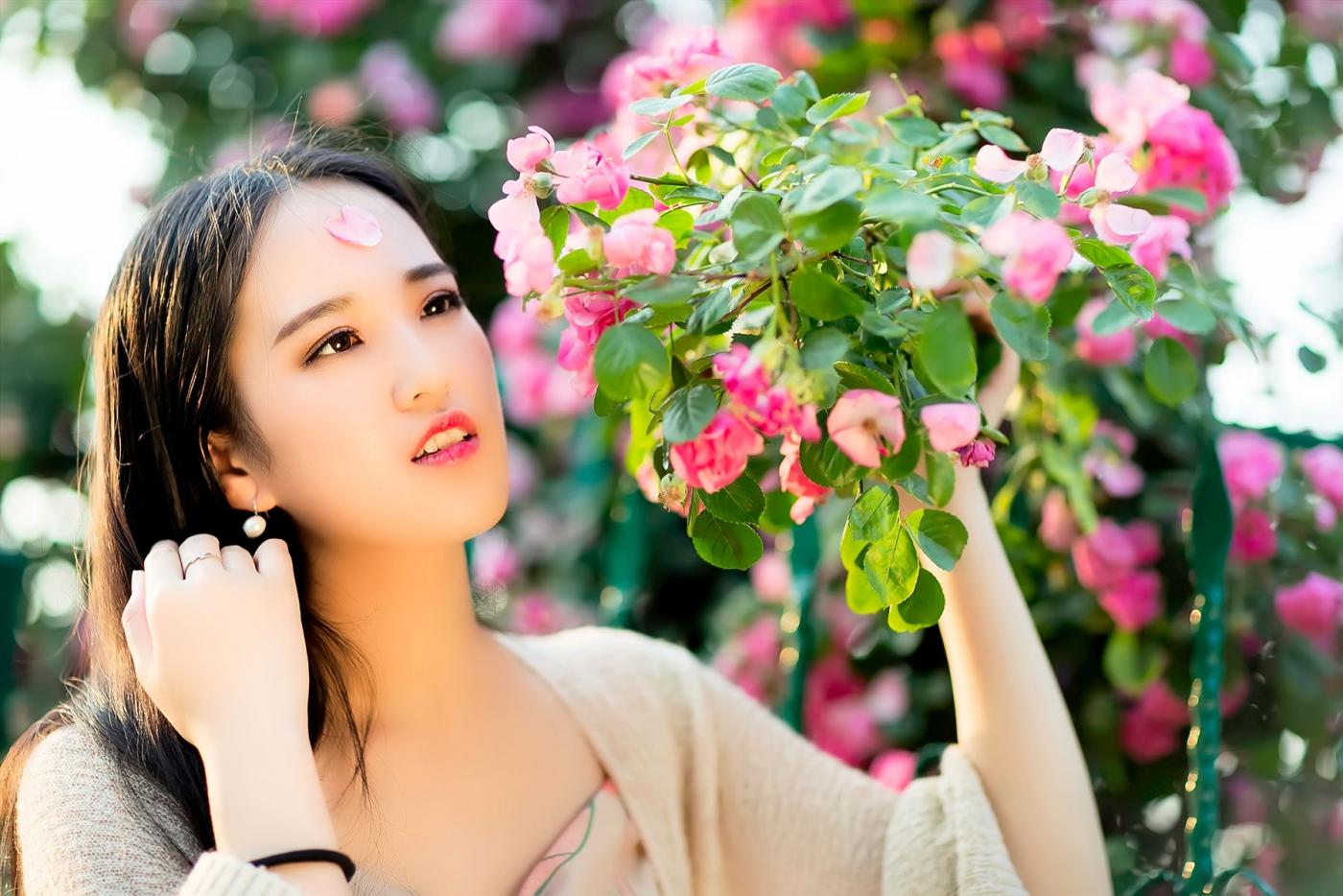 蔷薇·阳光·女孩 去见你想见的人吧_图1-19