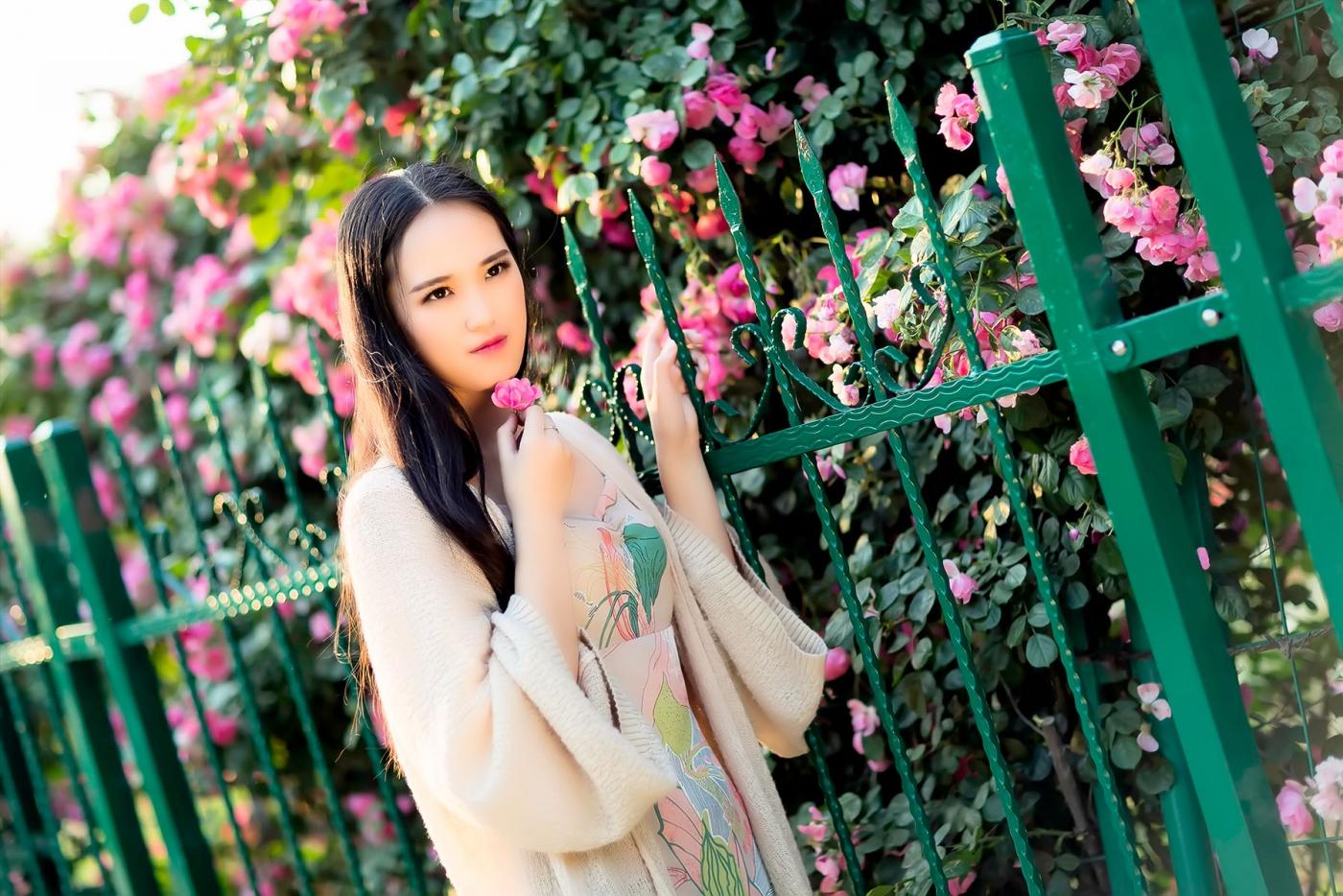 蔷薇·阳光·女孩 去见你想见的人吧_图1-22
