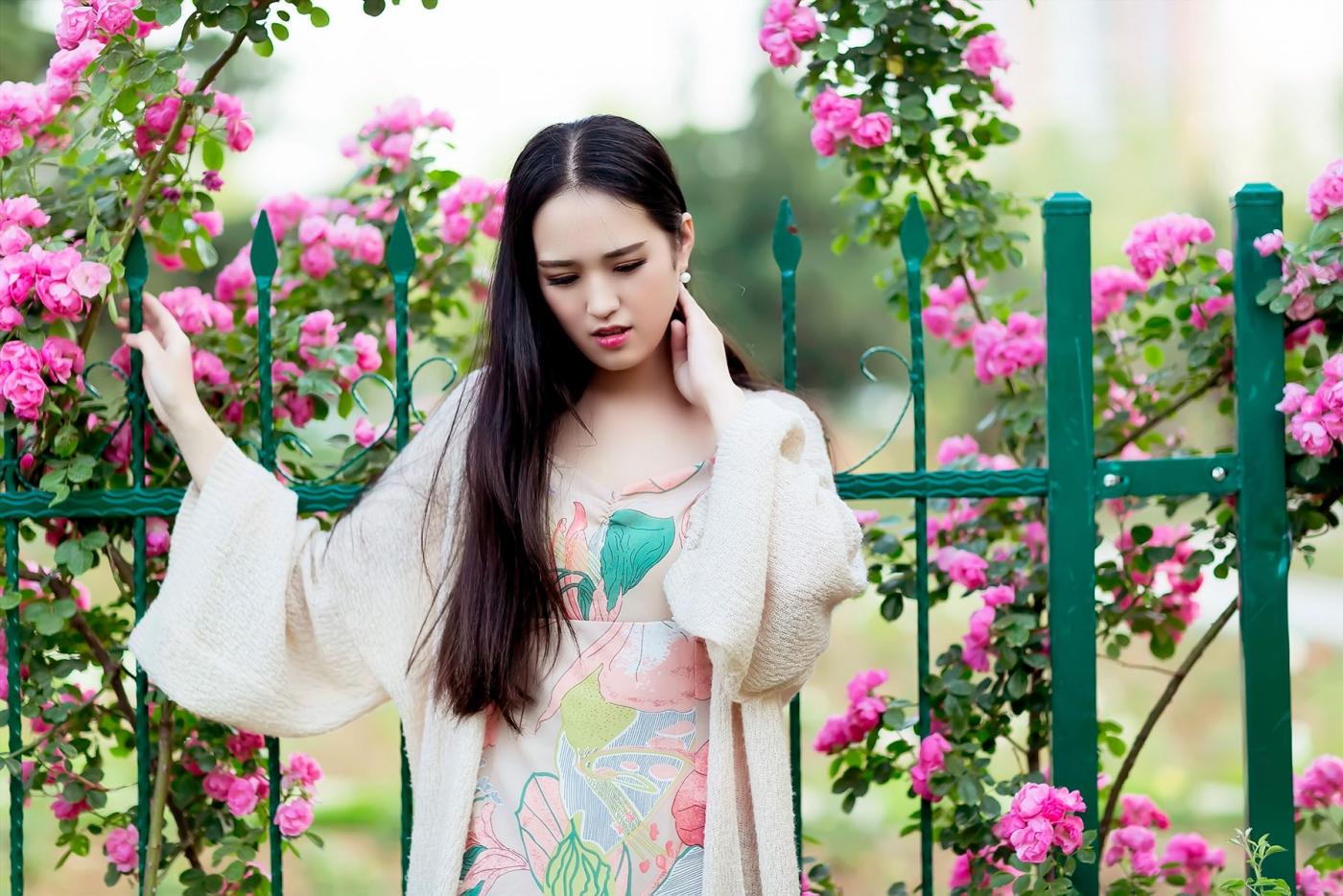 蔷薇·阳光·女孩 去见你想见的人吧_图1-23