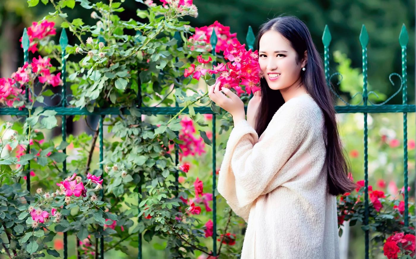 蔷薇·阳光·女孩 去见你想见的人吧_图1-24