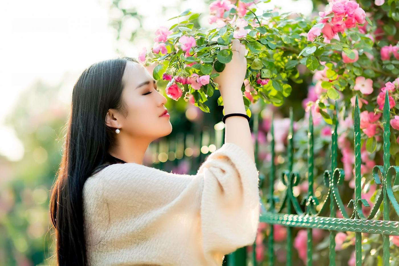 蔷薇·阳光·女孩 去见你想见的人吧_图1-25