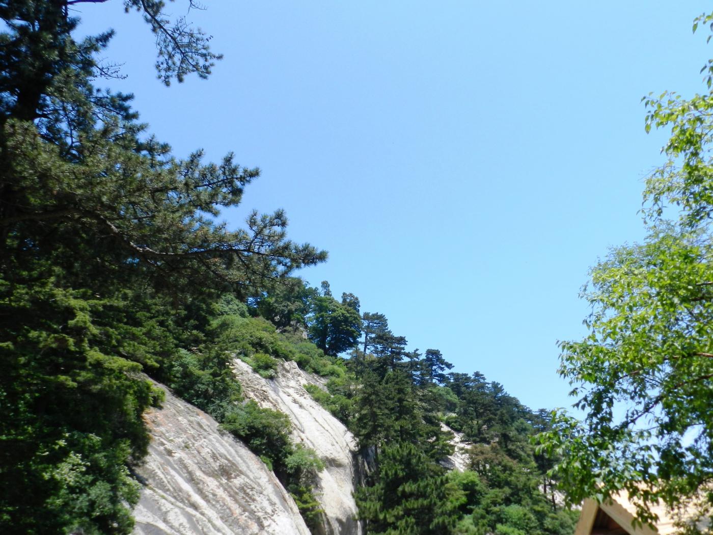 【汉良子】西岳华山之一(图)_图1-14