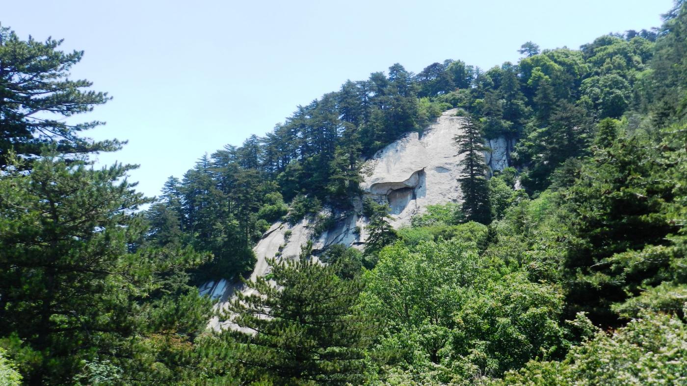 【汉良子】西岳华山之一(图)_图1-17