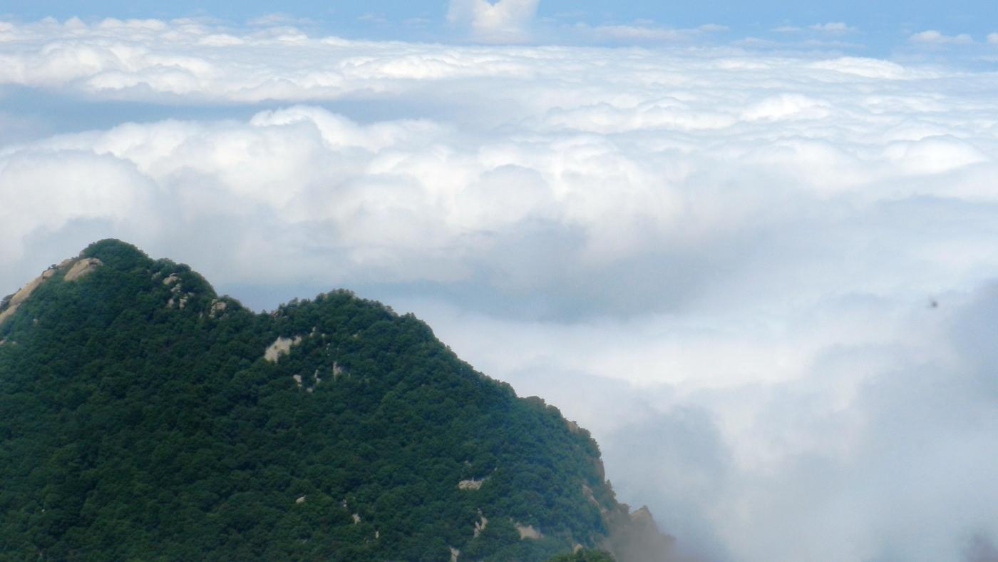 【汉良子】西岳华山之一(图)_图1-18